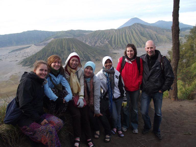 Trend Kunjungan Tourism Eropa di Bromo