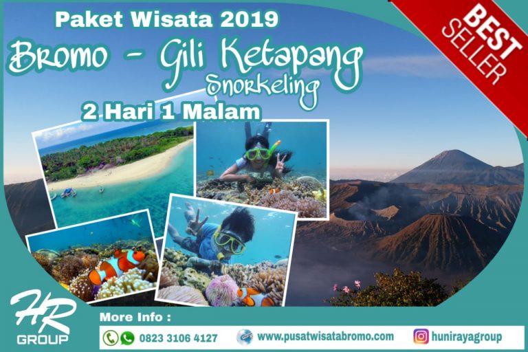 Paket Wisata Bromo Gili Ketapang 2 hari 1 malam terbaru 2019 | PusatWisataBromo.com By Huni Raya Group