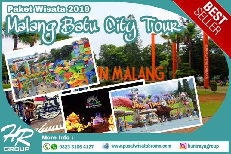 Paket Wisata City Tour Batu Malang Full Day Terbaru 2019 | PusatWisataBromo.com By Huni Raya Group