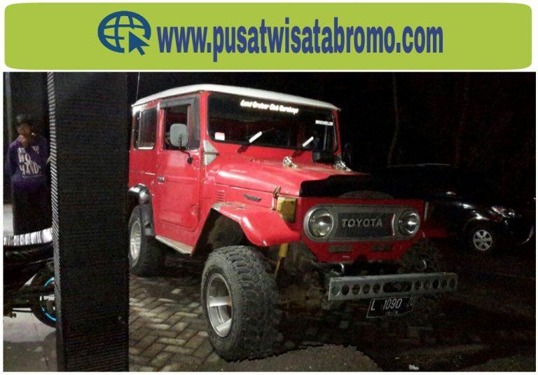 Sewa Jeep Bromo Murah (082331064127)