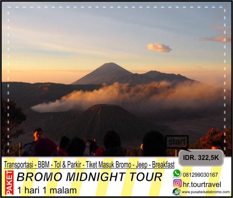 Paket wisata bromo midnight murah 2018