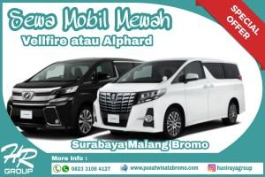 Rental Mobil alphard / vellfire Pasuruan Malang dan Surabaya Murah Terbaik