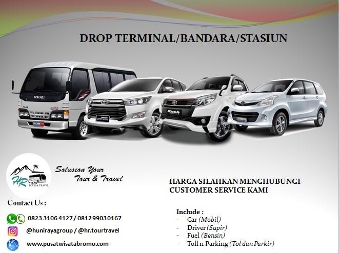 Rental Mobil Drop off Pasuruan, Malang, Surabaya bromo terbaik