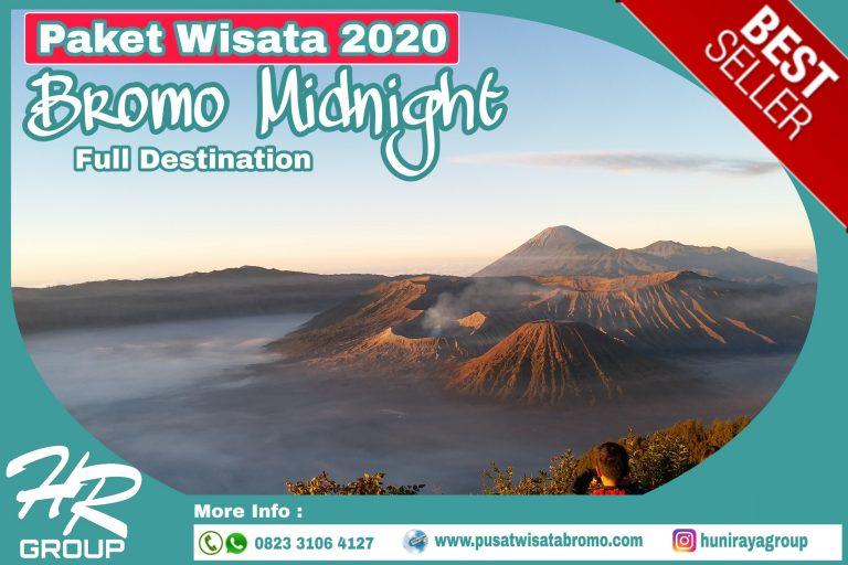 Paket Wisata Bromo Midnight Tour Terlengkap 2020 CV HUNI RAYA GROUP
