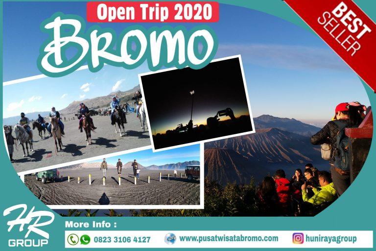 Open Trip Bromo Midnight Terpercaya dan Termurah 2020 CV HUNI RAYA GROUP