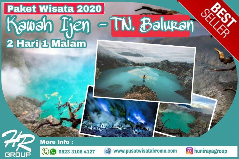 Paket Wisata TN Baluran Kawah Ijen 2 Hari 1 Malam Tour Terlengkap 2020 CV HUNI RAYA GROUP