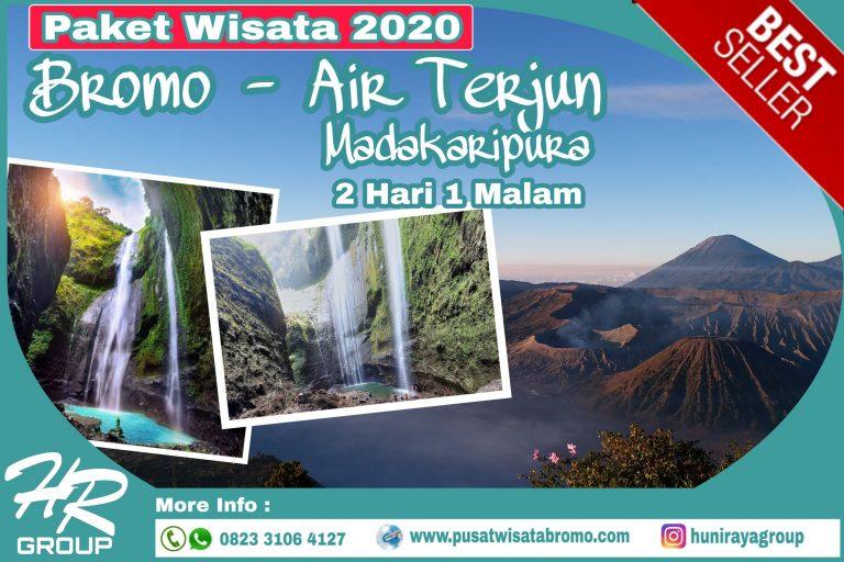 Paket Wisata Bromo – Air Terjun Madakaripura 2 Hari 1 Malam Tour Terlengkap 2020 CV HUNI RAYA GROUP