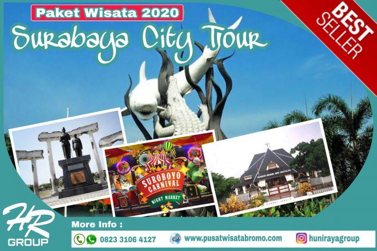 Paket Wisata City Tour Surabaya One Day Trip Terbaru 2020 CV HUNI RAYA GROUP