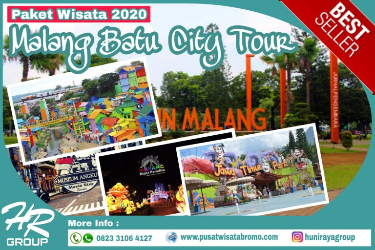 Paket Wisata City Tour Malang Batu One Day Trip Terbaru 2020 CV HUNI RAYA GROUP