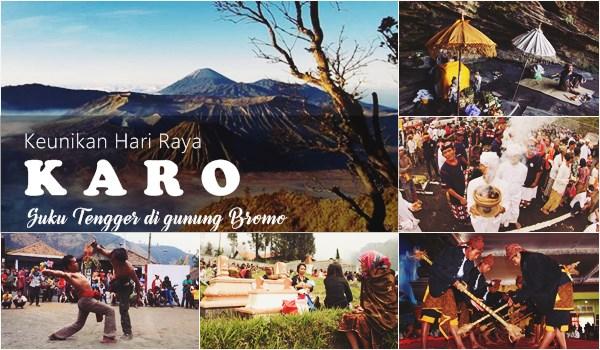 Adat Suku Tengger di Wisata Bromo Tengger Semeru