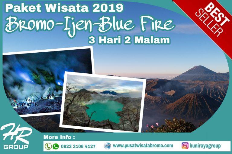 Paket Wisata Bromo Kawah Ijen 3 hari 2 malam terbaru 2019 | PusatWisataBromo.com By Huni Raya Group