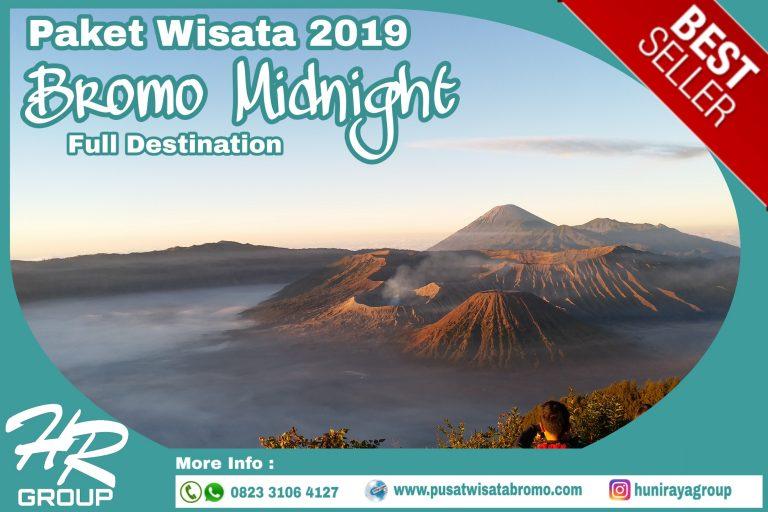 Paket Wisata Bromo Midnight Tour 2019 Murah | PusatWisataBromo.com By Huni Raya Group