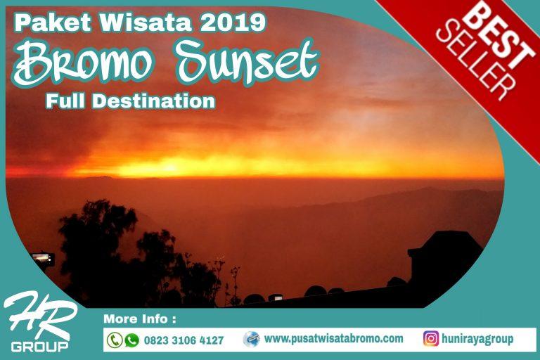 Paket Wisata Bromo Sunset Tour 2019 | PusatWisataBromo.com By Huni Raya Group