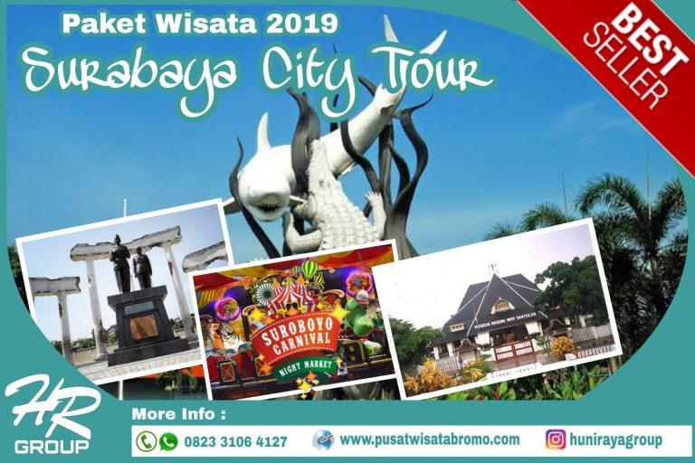 Paket Wisata Surabaya City Tour Terbaru 2019 | PusatWisataBromo.com By Huni Raya Group