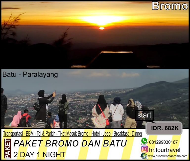 Paket Wisata Bromo Malang Murah